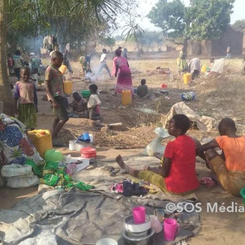 Sange-Kavimvira: des demandeurs d'asile décident de retourner au Burundi, en vain