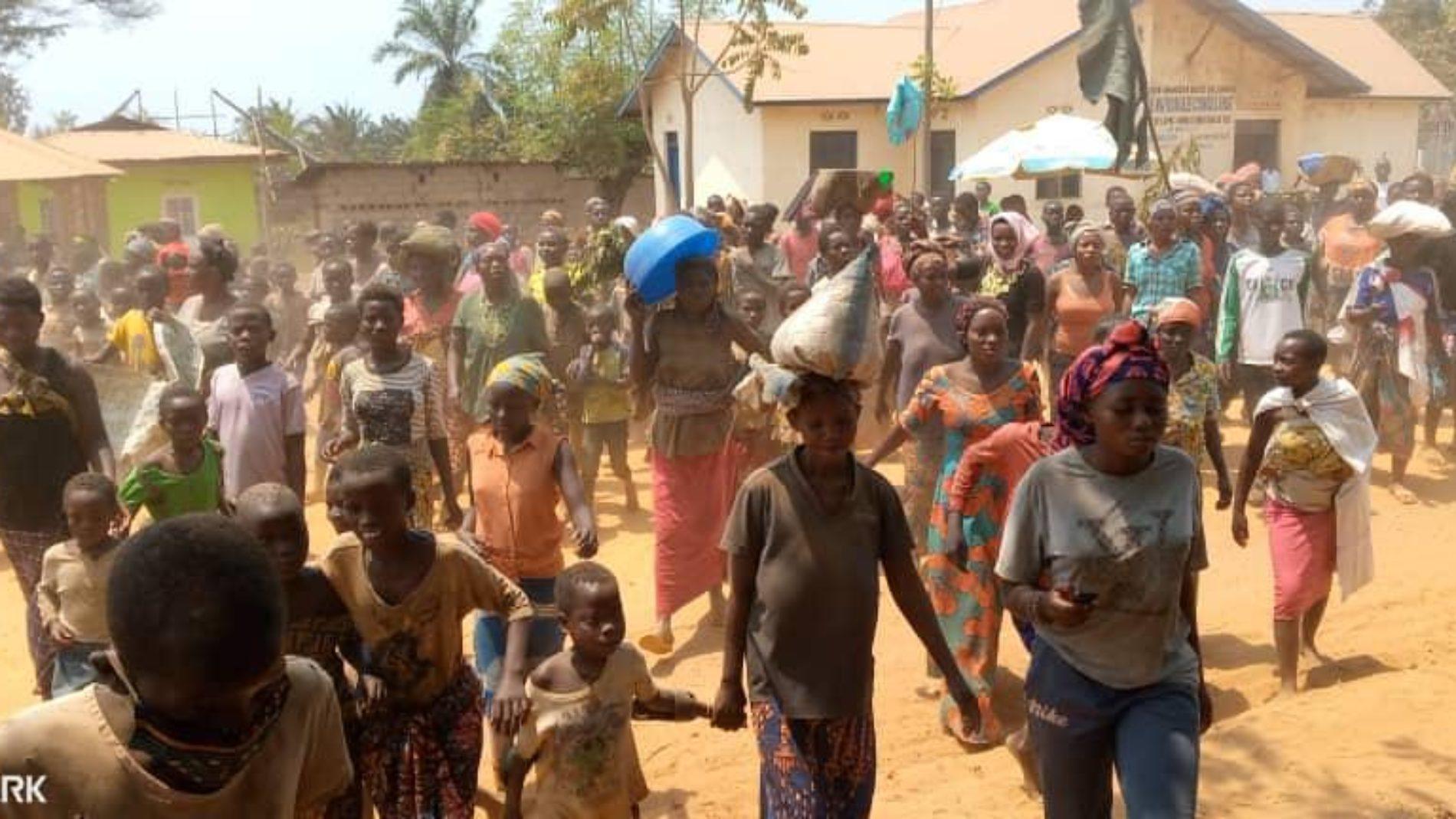 Lusenda: les réfugiés burundais qui s'étaient évadés sont retournés au camp