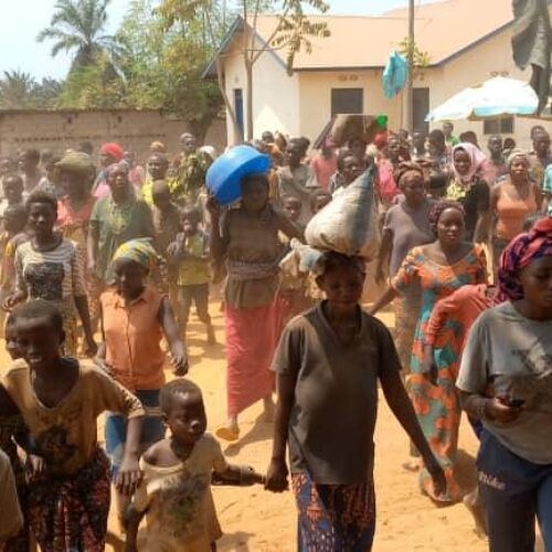 Lusenda-RDC: plus de 1000 réfugiés burundais ont fui le camp