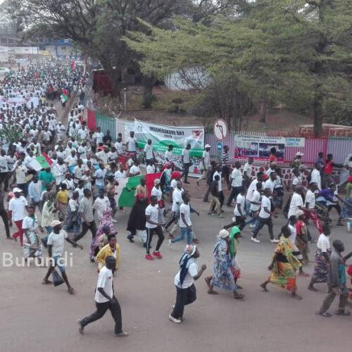 Burundi: les Imbonerakure ont célébré la journée qui leur est dédiée