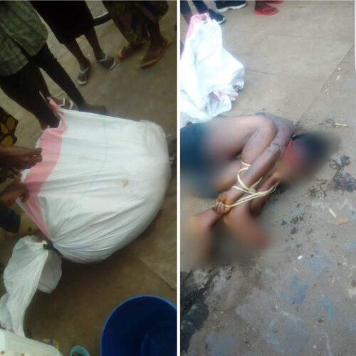 Bujumbura:un corps découvert à Kamenge