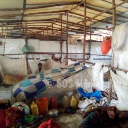 Buterere-Ntahangwa: des rescapés des inondations meurent de faim à Mubone