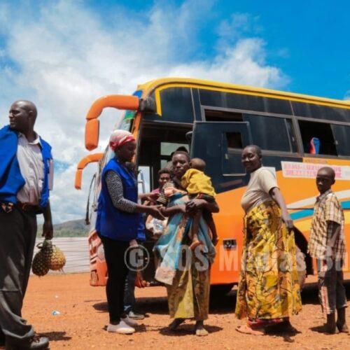 Burundi-Rwanda: les deux pays ont trouvé un accord pour rapatrier les réfugiés burundais