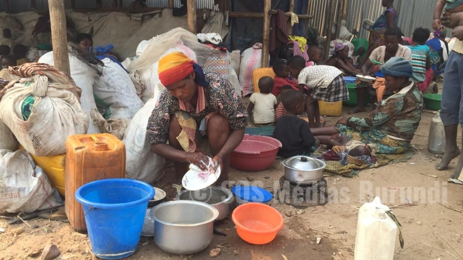 Kavimvira : un demandeur d'asile burundais porté disparu