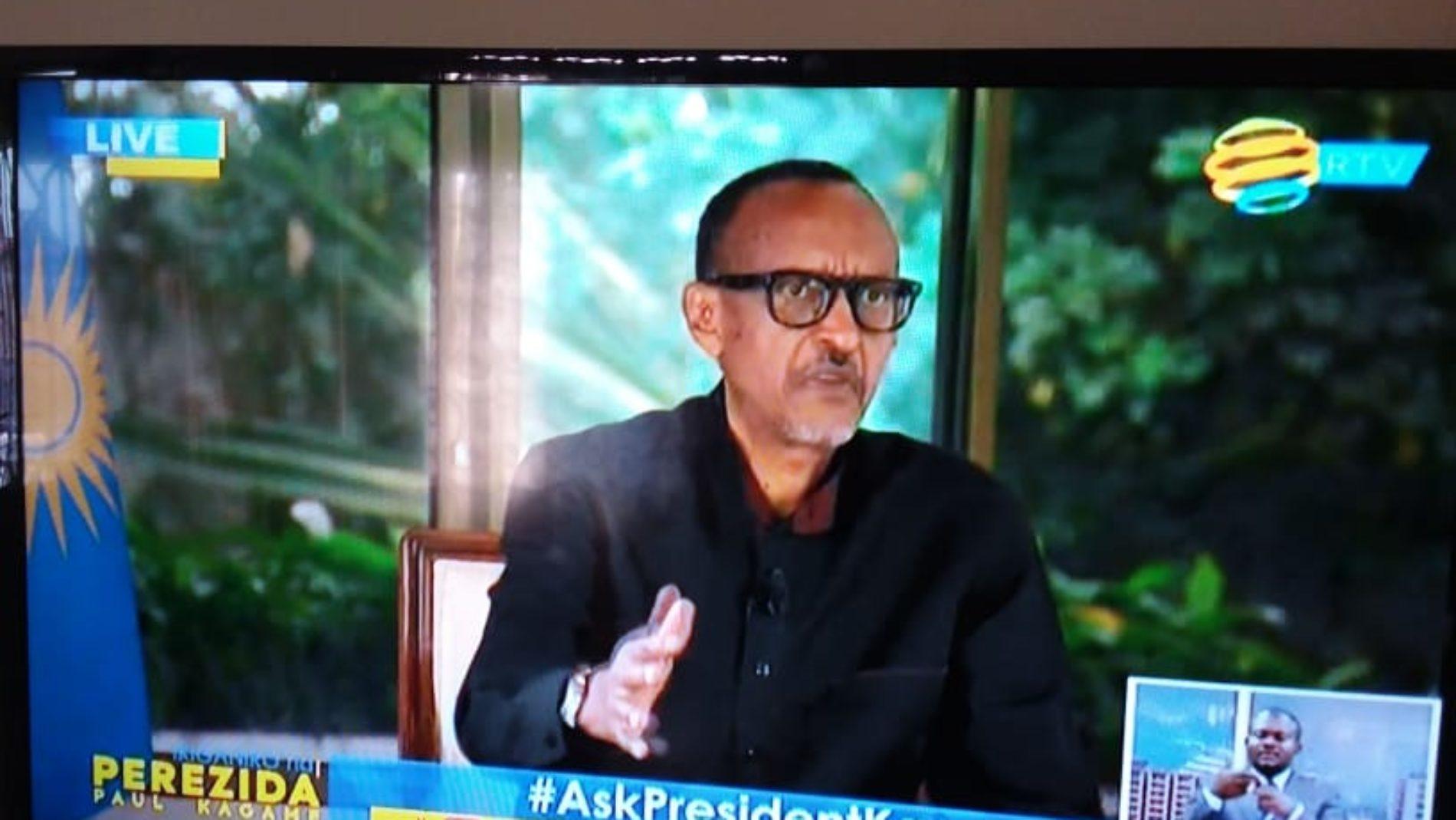 Burundi- Rwanda : Paul Kagame regrette que la main tendue n'a pas été saisie