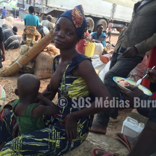 Kavimvira: plus de 280 demandeurs d'asile vont retourner au Burundi