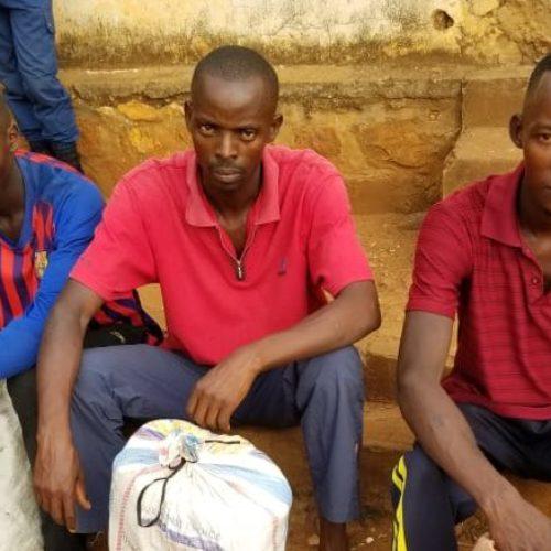 Cibitoke: trois jeunes arrêtés la semaine dernière auraient été tués
