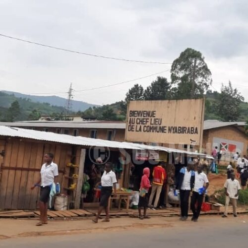 Nyabiraba: deux membres du CNL interpellés