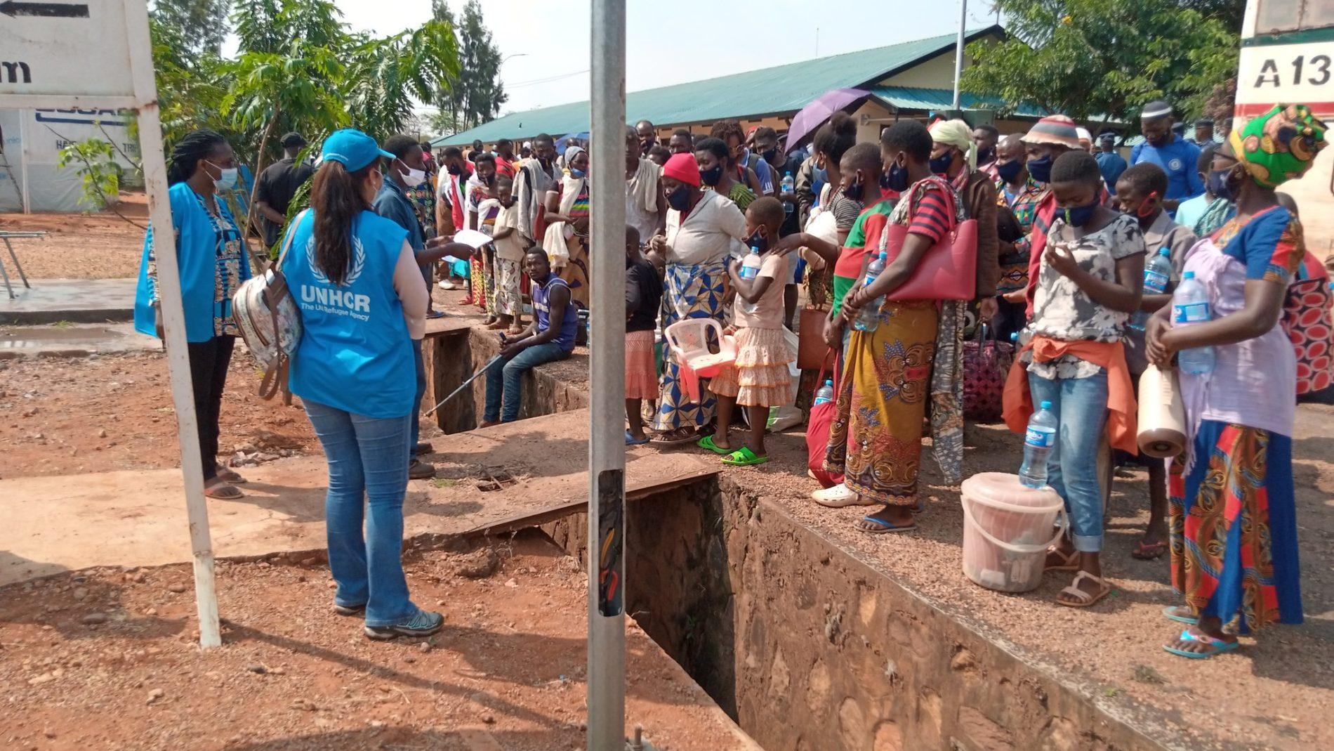 Burundi-Rwanda : Rapatriement de plus de 500 Burundais