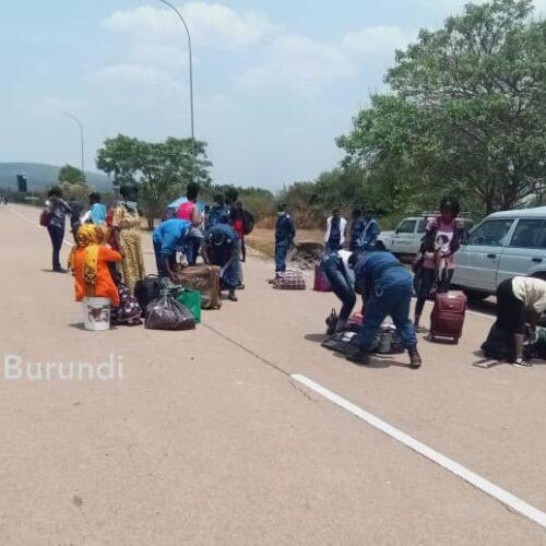 Covid-19: 120 Burundais qui étaient bloqués au Rwanda ont pu rentrer