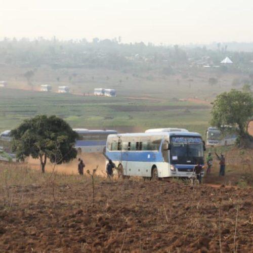 Burundi-Rwanda: plus de 500 Burundais rapatriés