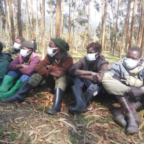 Le mécanisme militaire de la CIRGL enquête sur 19 combattants burundais arrêtés sur le sol rwandais