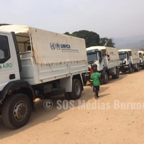Kavimvira: un second tour de 312 demandeurs d'asile rapatriés
