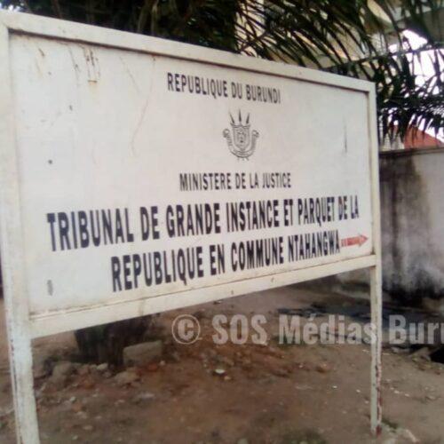 Burundi: l'avocat de Banciryanino dénonce un vice de procédure dans sa détention