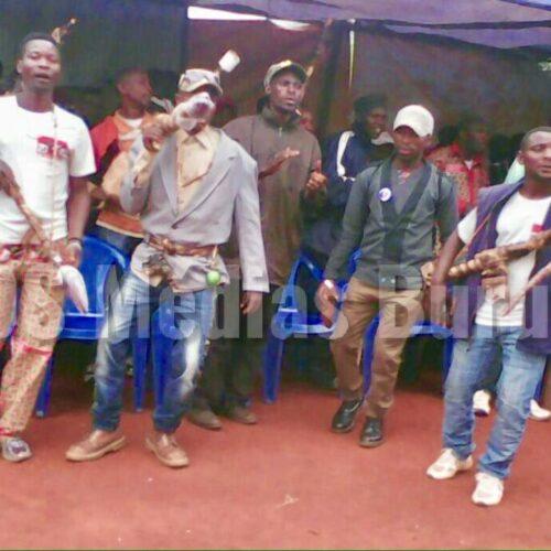 Makamba: des entraînements paramilitaires des Imbonerakure inquiètent les habitants