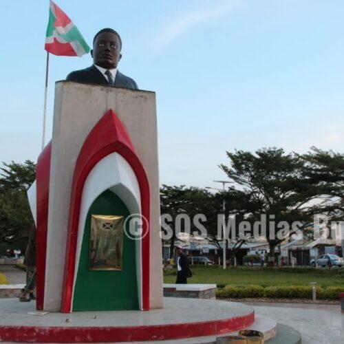Le Burundi a commémoré le 59ème anniversaire de l'assassinat du héros de l'indépendance