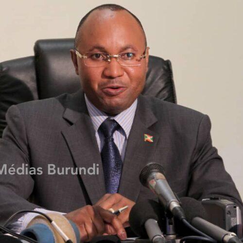 Burundi: le premier ministre met en garde la Regideso