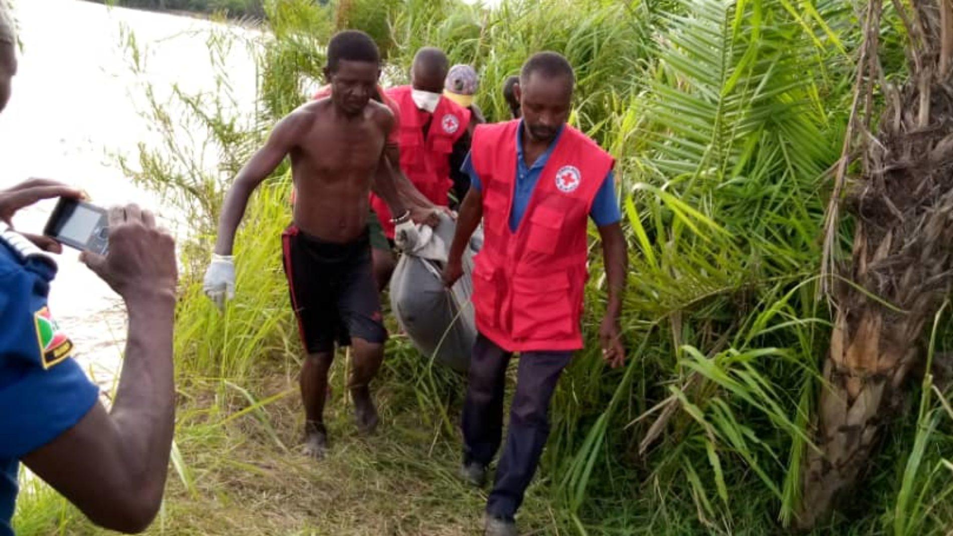 Cibitoke: découverte d'un corps au bord de la rivière Rusizi - SOS Médias  Burundi