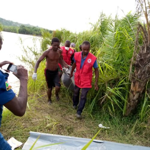 Cibitoke: découverte d'un corps au bord de la rivière Rusizi