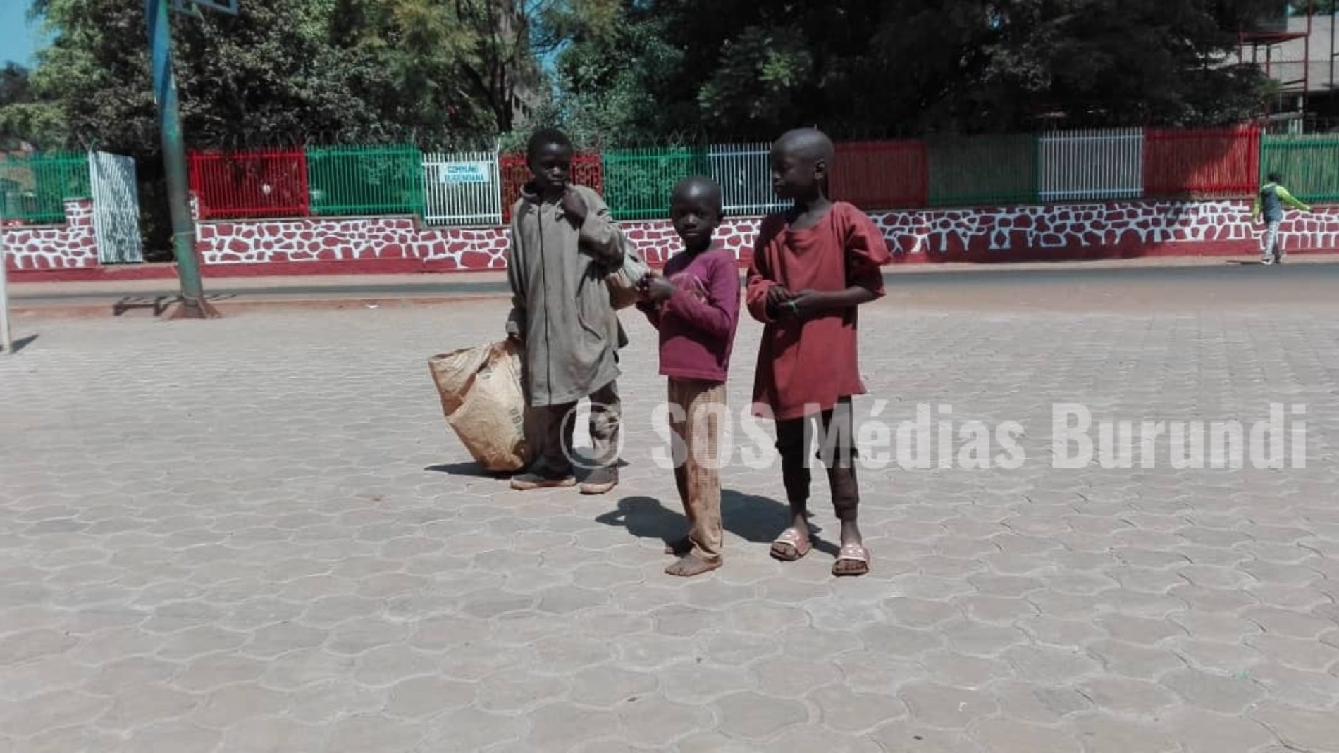 Gitega: le phénomène des enfants de la rue persiste