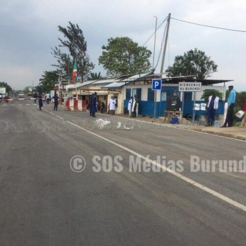 Burundi-RDC: des habitants du Sud Kivu déplorent des pots de vin leur exigés pour traverser la frontière