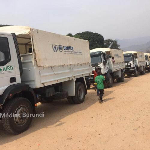Kavimvira (RDC) : 357 demandeurs d'asile burundais rapatriés
