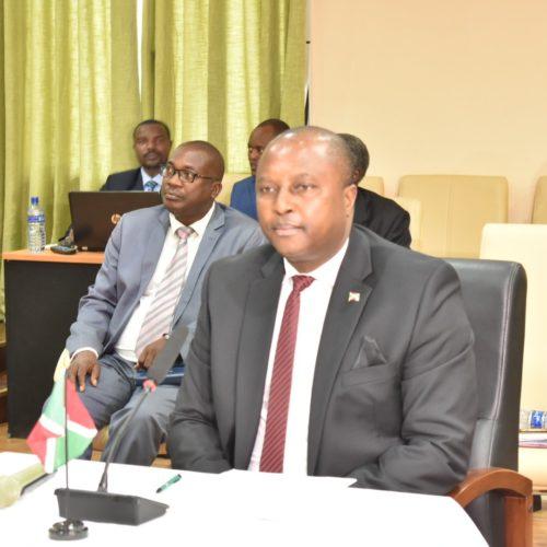 Le Burundi menace de répliquer aux sanctions qui lui ont été infligées par certains pays