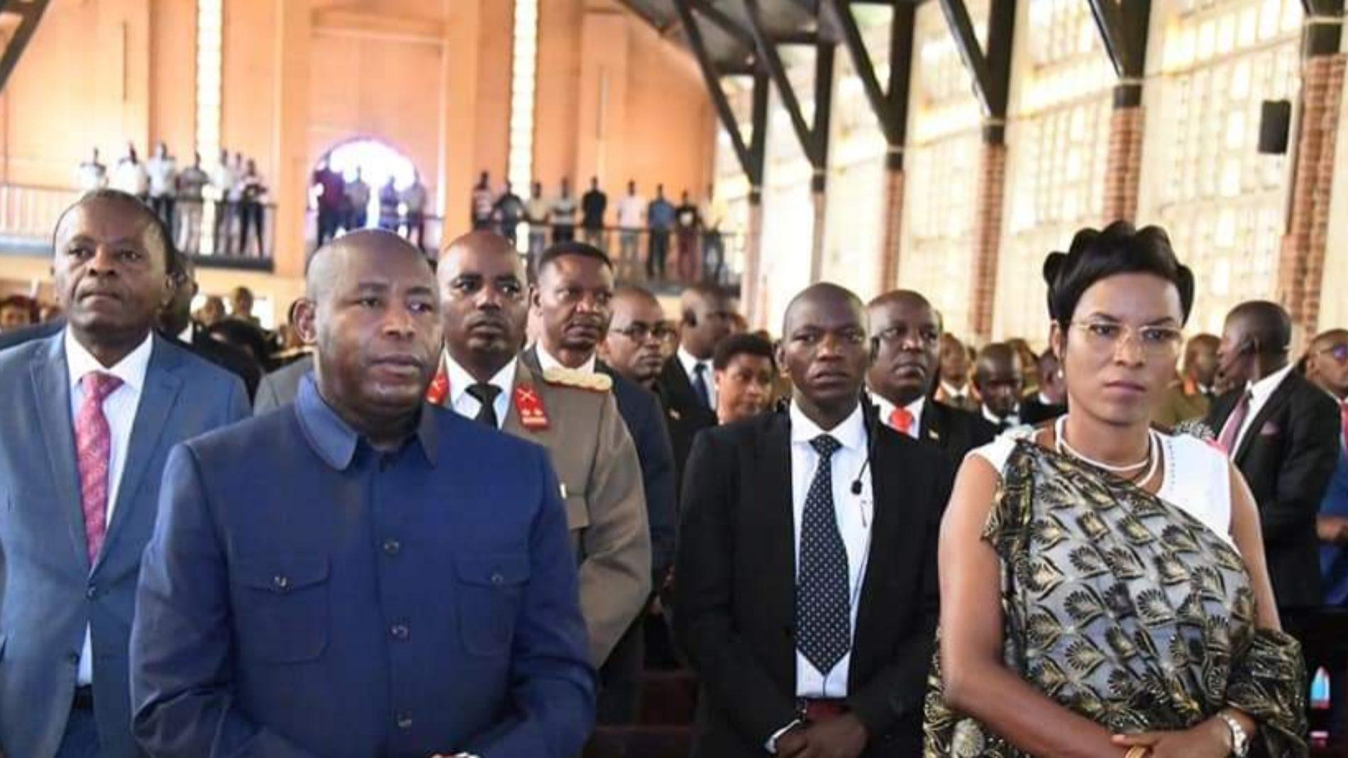 Burundi: Évariste Ndayishimiye en Guinée Équatoriale