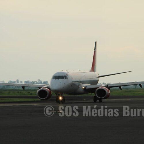 Covid-19: le gouvernement du Burundi annonce la réouverture de l'aéroport international de Bujumbura