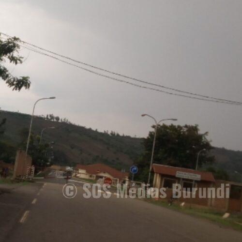 Covid-19: le commerce transfrontalier au point mort dans les provinces de Bubanza et Cibitoke