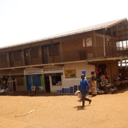 Rugombo: le marché central momentanément fermé par crainte d'hommes armés