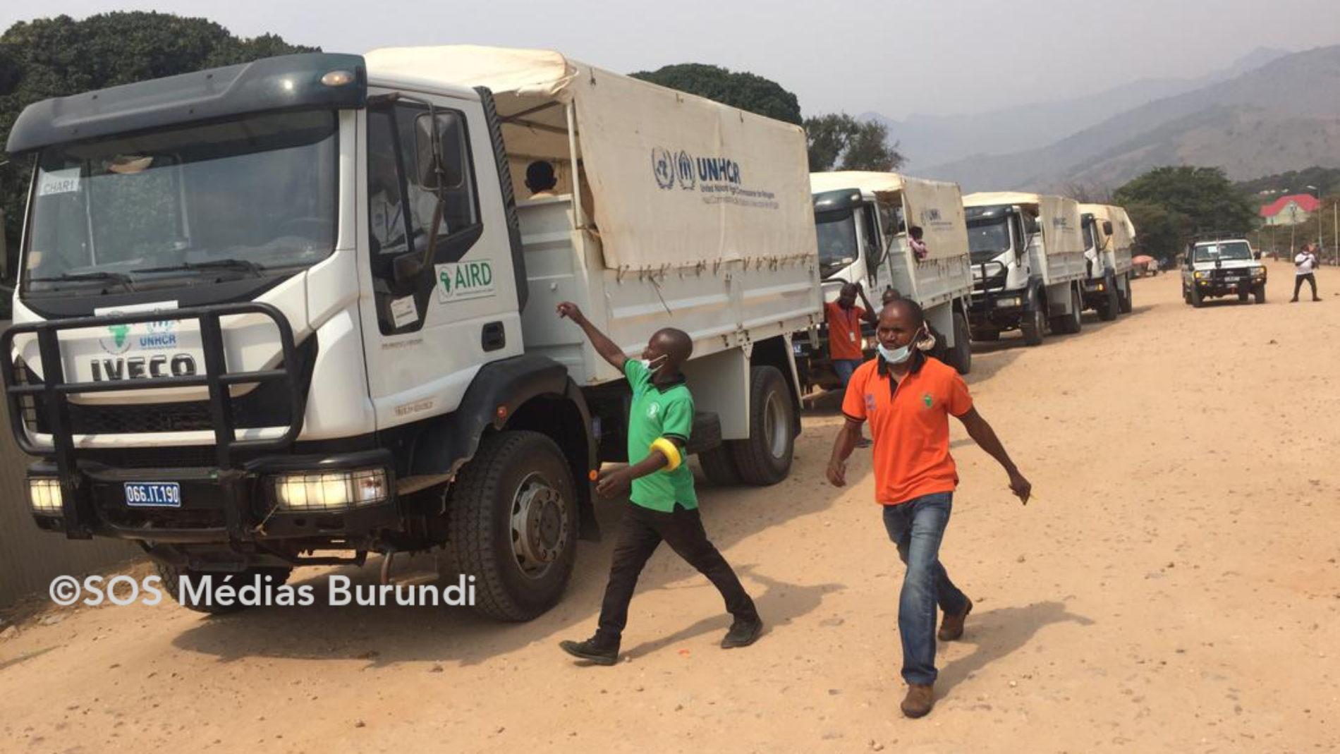 Kavimvira : des demandeurs d'asile burundais rapatriés