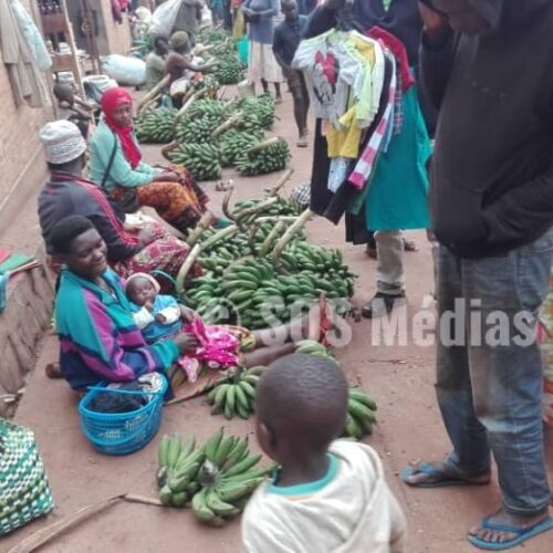 Gitega: flambée des prix des denrées alimentaires