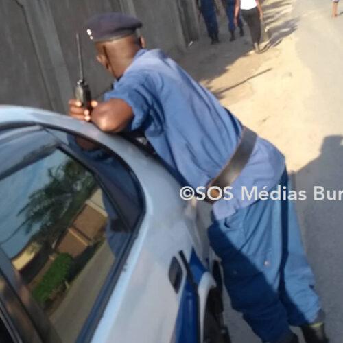 Bujumbura : une fouille dans un quartier visant d'anciens officiers de l'armée