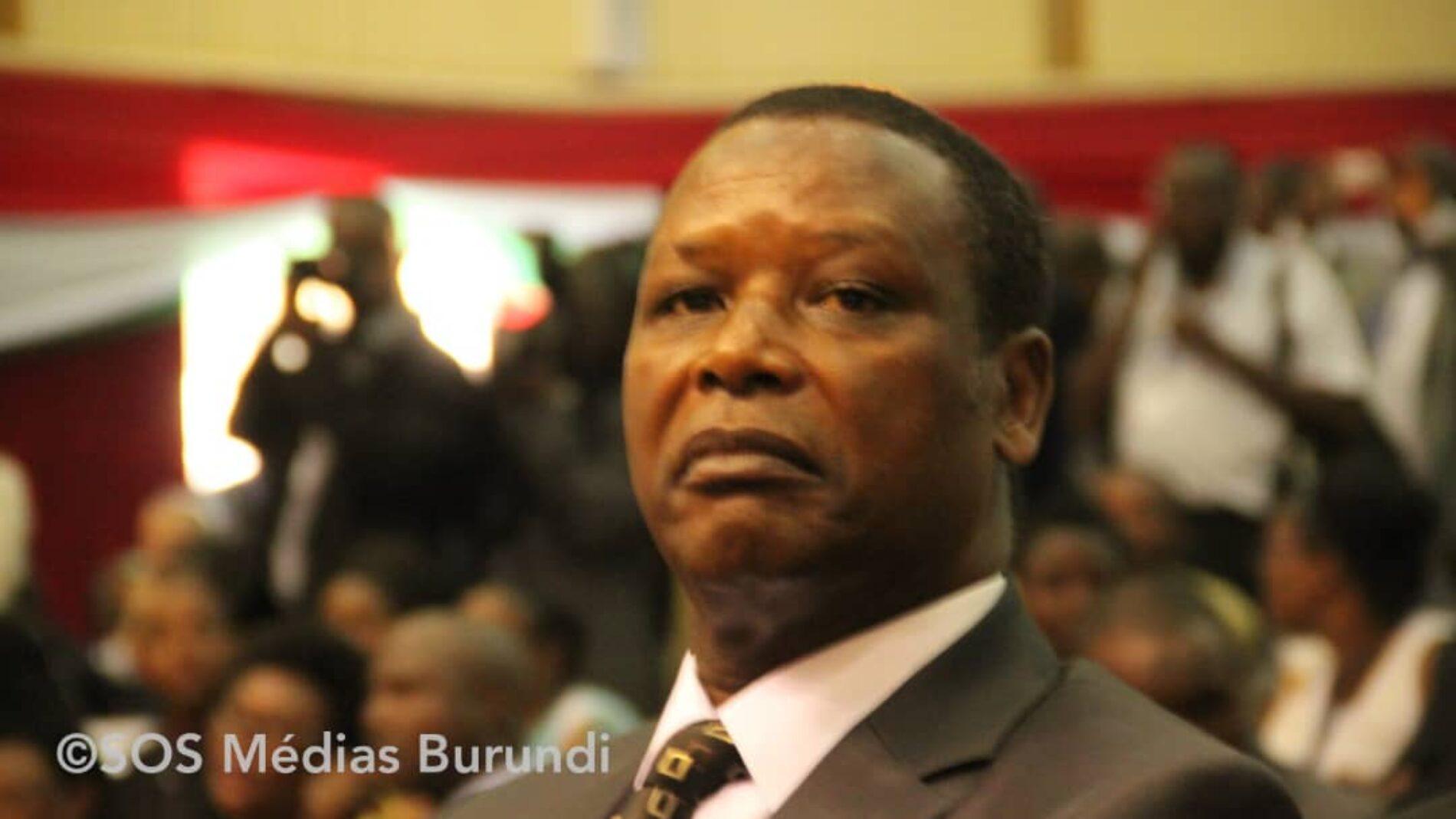 Démission de l'UA : Pierre Buyoya s'explique