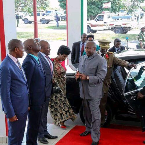 Politique : Évariste Ndayishimiye est attendu au Gabon
