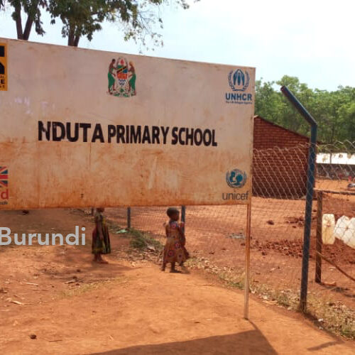 Nduta (Tanzanie): six blessés dans un effondrement d'une classe