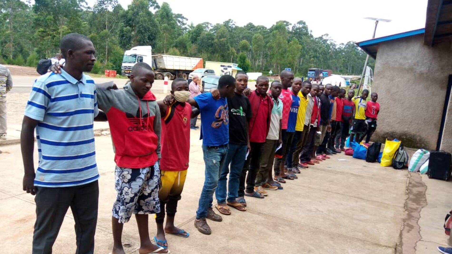 La RDC expulse une vingtaine de Burundais