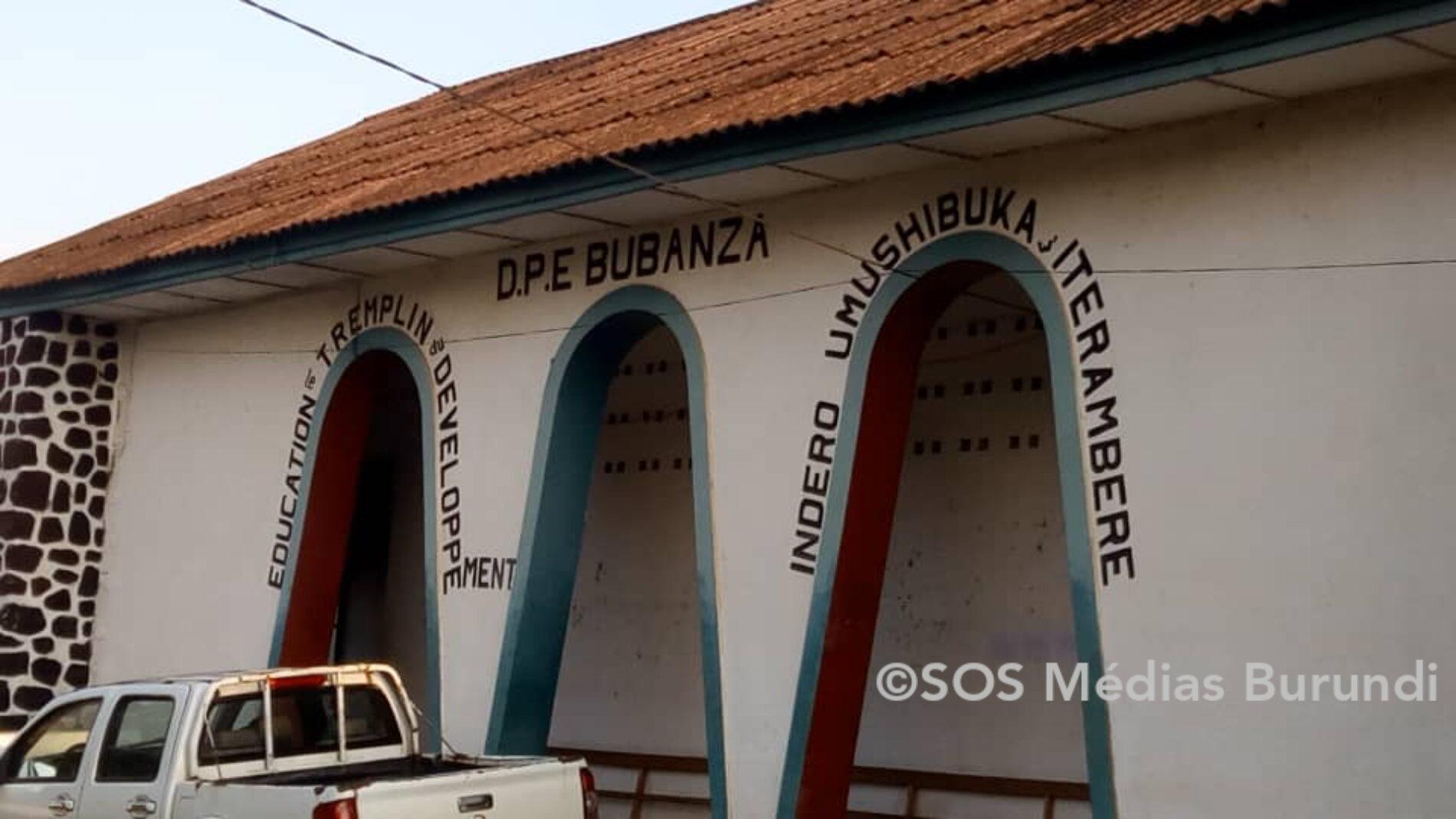 Burundi : trois directeurs des écoles fondamentales destitués
