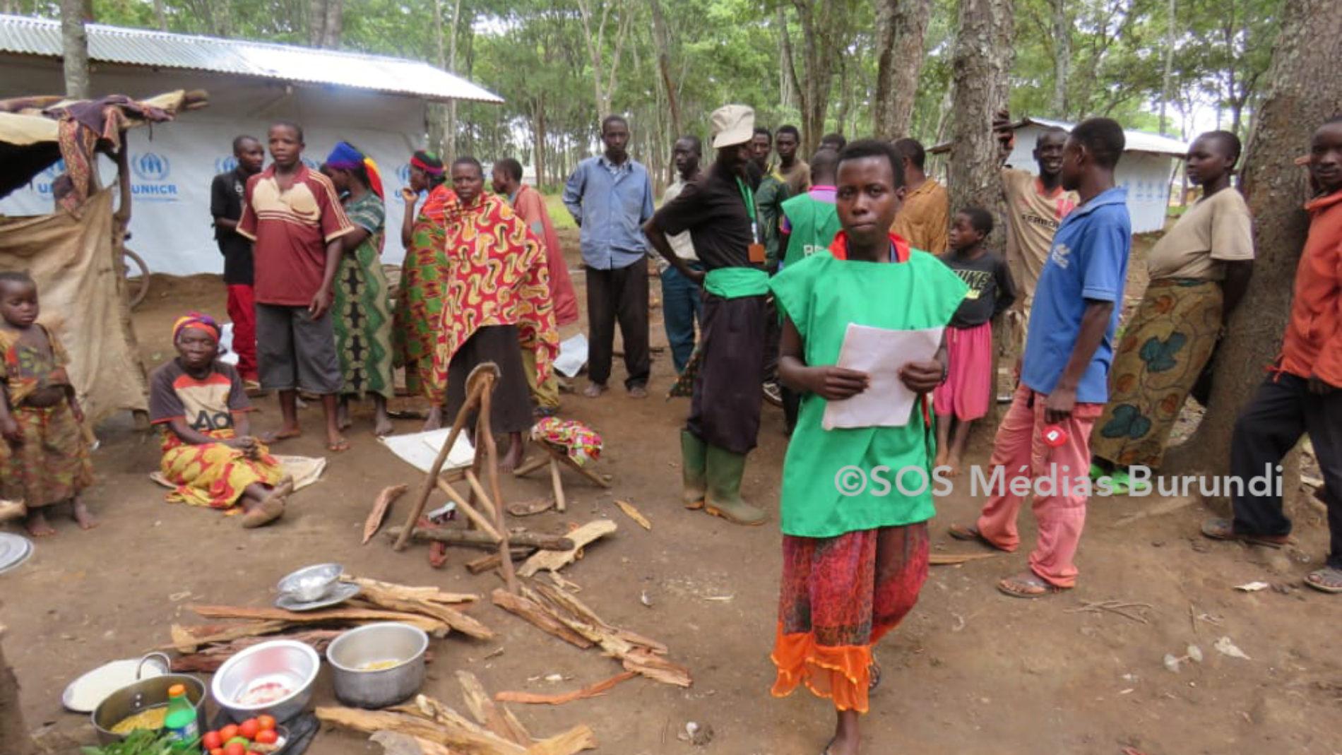 Tanzanie-Burundi : une délégation de réfugiés visite le Burundi