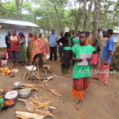 Tanzanie : les abus contre des réfugiés burundais préoccupent l'UA