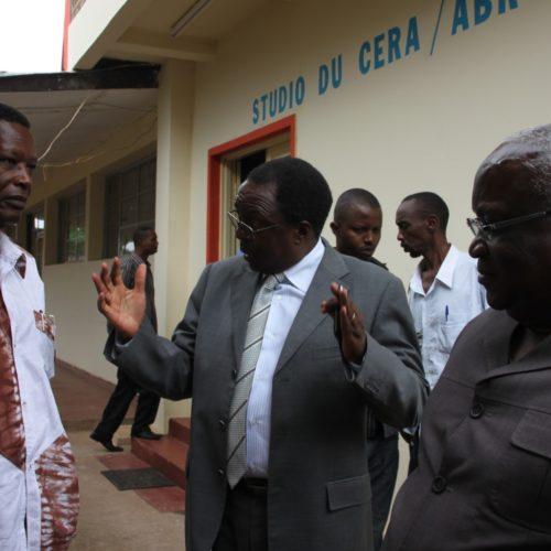 Photo de la semaine : démission de l'UA: Pierre Buyoya s'explique