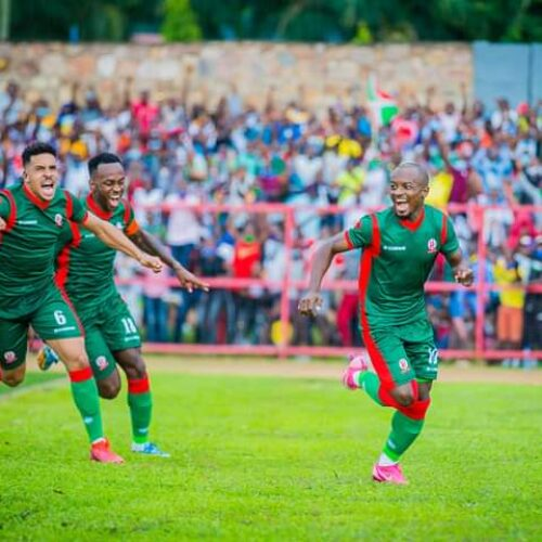 Photo de la semaine : victoire du Burundi face à la Mauritanie