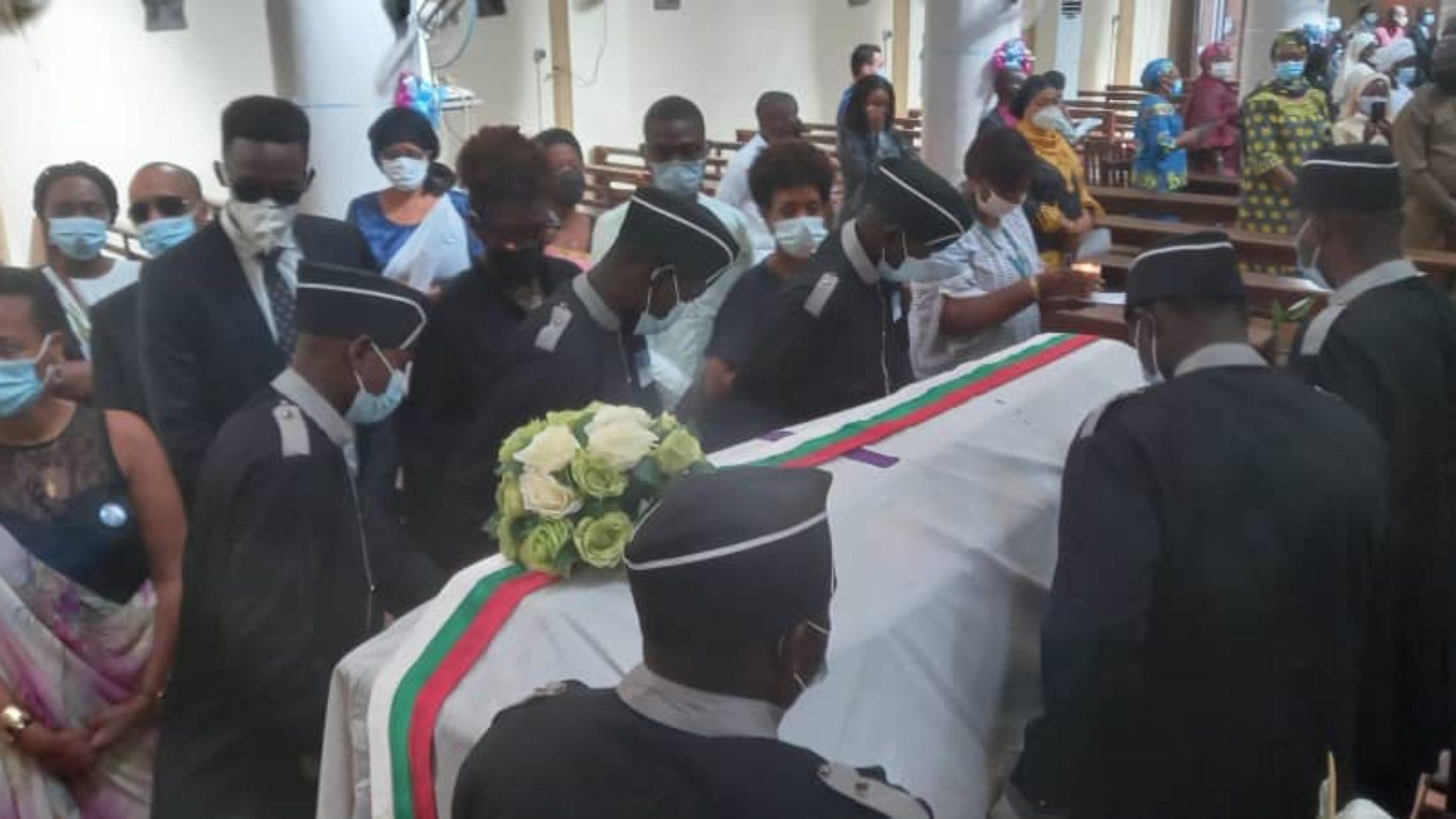 Pierre Buyoya a été enterré à Bamako