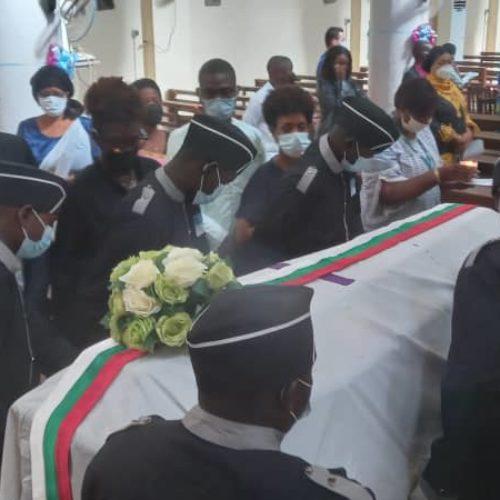Bujumbura : l'Église, les habitants et la famille rendent hommage à Buyoya, pas le gouvernement