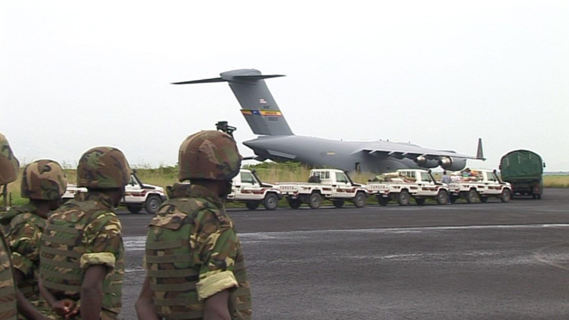 Le secrétaire général des Nations Unies condamne le meurtre de trois militaires burundais en RCA