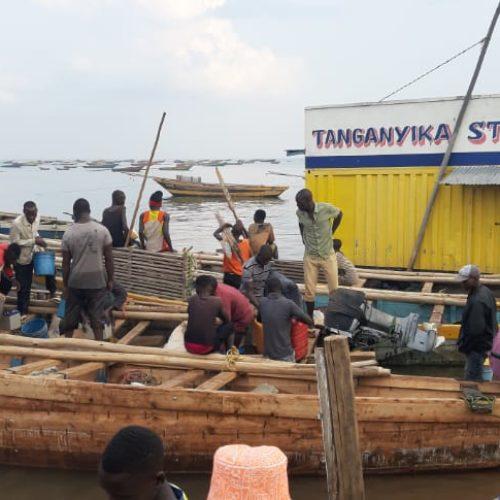 Tanganyika : des moteurs de bateaux de pêche volés
