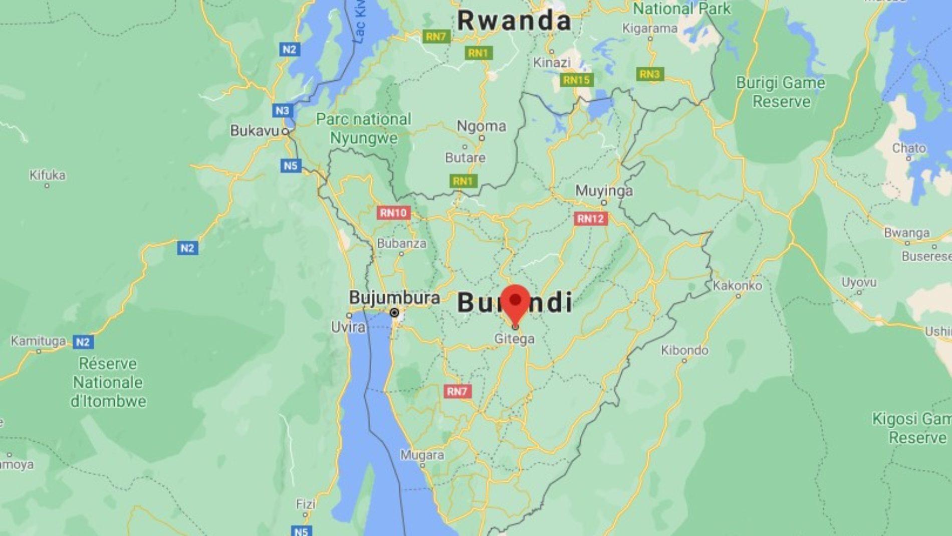 Gitega : le commissaire communal de la police à Gitega en détention