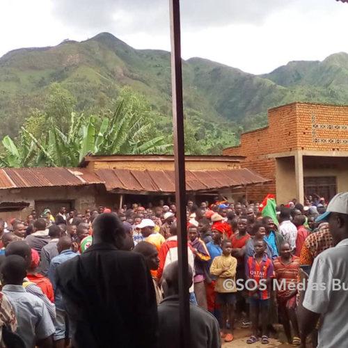 Mabayi (Cibitoke) : peur panique après des crépitements d'armes