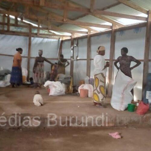 RDC : plus de trois cents réfugiés burundais en difficulté dans le camp de Mulongwe